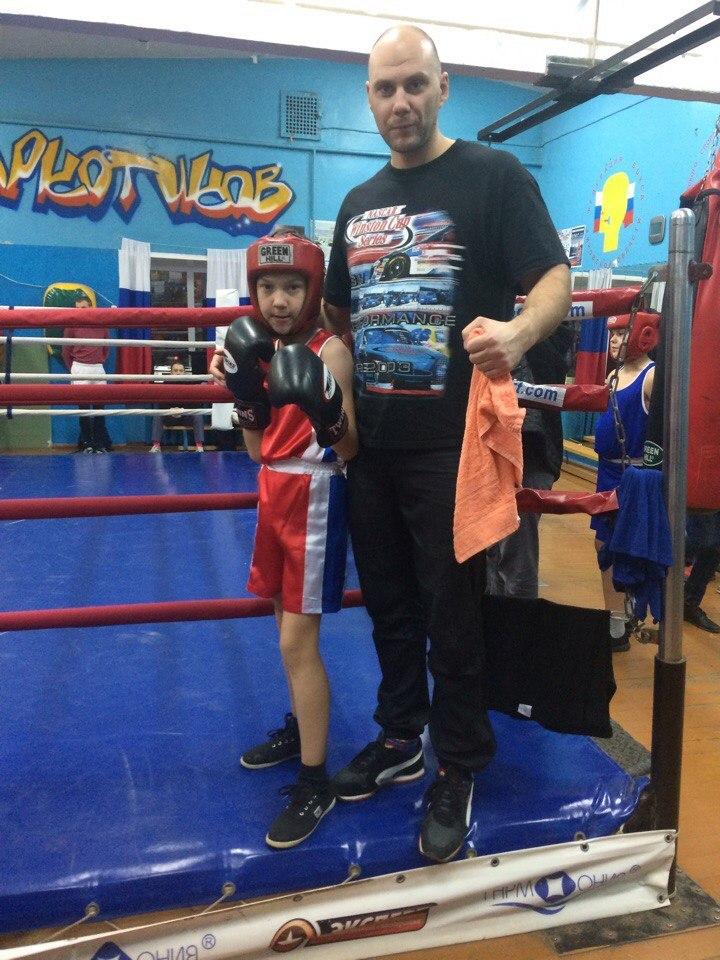 киров бокс индивидуальные тренировки
