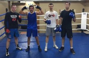 спортивный клуб бокса Прогресс1
