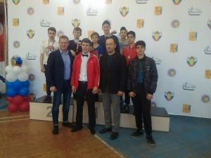 Открытый чемпионат и первенство гКиров 2018 г